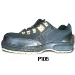 Sepatu Safety Casual P105, Short Boots