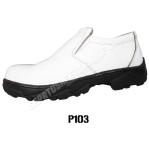 Sepatu Safety Laboratorium Putih