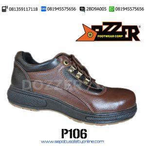PALING KEREN!!, 081945575656(XL),Sepatu Safety Kantor,Dozzer P106
