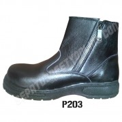 Sepatu Safety  Resleting Samping  P203
