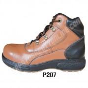 Sepatu Safety Model Terbaru P207, Angkle Boots