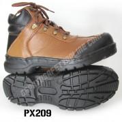 Model Terbaru Sepatu HARGA MURAH , Safety Shoes Semi Boots