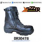 DISKON..!!!, 081945575656(WA),Sepatu PDL Kulit Jeruk,Dozzer DR304T6