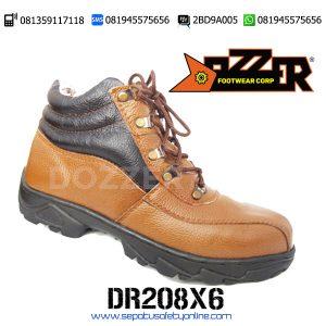 PALING MURAH!!, 081359117118(Telp),Sepatu Touring Safety,Dozzer DR208X6