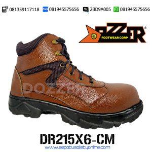 ORIGINAL!!!, 081945575656(XL),Sepatu Trekking Safety,Dozzer DR215X6-CM