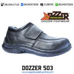 Sepatu Safety Pantofel Dozzer 503