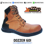 Pabrik Sepatu Safety Casual Dozzer 601