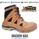 Pabrik Sepatu Safety DOZZER 602