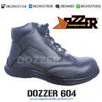 TERLARIS!!!, 081945575656(XL),Grosir Sepatu Safety Hitam,Dozzer 604