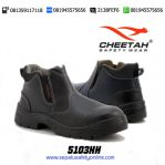 CHEETAH 5103 HH-Sepatu Safety Shoes Elastis