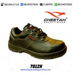 Sepatu Safety Shoes CHEETAH 7012  H Pendek Tali