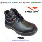 Sepatu Safety Shoes CHEETAH 7106 H Semi Boot Tali