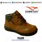 Sepatu Safety Shoes CHEETAH 7112 Semi Boot