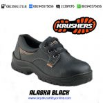 KRUSHERS ALASKA BLACK 216154 – Grosir Sepatu Safety Shoes