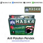 MASKR Anti Polution Pendek