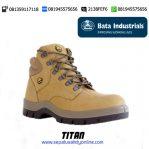 BATA TITAN, Toko Sepatu Safety Shoes BATA Balikpapan – Tangerang – Bekasi