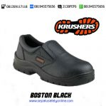KRUSHERS BOSTON BLACK – Jual Sepatu Safety Shoes