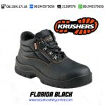 KRUSHERS FLORIDA BLACK 216159 – Distributor Sepatu Safety Shoes