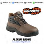 KRUSHERS FLORIDA Brown  216159 – Distributor Sepatu Safety Shoes