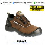 Sepatu Safety JOGGER GALAXY NEW