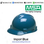MSA Helm Import Blue