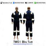 TeamWork Wearpack TW01 Biru Tua