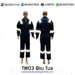 TeamWork Wearpack TW03 Biru Tua