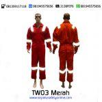 TeamWork Wearpack TW03 Merah