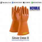 NOVAX Electrical Glove Class 0 (1.000V)