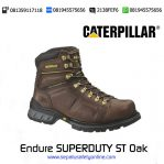 Sepatu Safety Caterpillar Endure SUPERDUTY ST Oak original