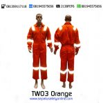 TeamWork Wearpack TW03 Orange