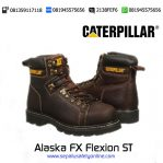 Sepatu safety Caterpillar Alaska FX Flexion ST original
