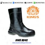 KWD 804 X, Safety Shoes KING'S Boot Grosir Jakarta