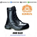 KWD 912 X – Sepatu Safety Shoes KINGS, Boot Tahan Minyak Tahan Bahan Kimia