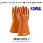 NOVAX Electrical Glove Class 3 (26.500V)