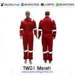 TeamWork Wearpack TW01 Merah
