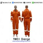 TeamWork Wearpack TW01 Orange