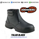 KRUSHERS TULSA Black 216190 – Supplier Sepatu Safety Shoes