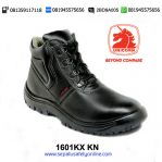 Safety Shoes UNICORN 1601 KX BLK