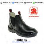 Safety Shoes UNICORN 1602 KX BLK