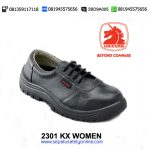 Safety Shoes UNICORN 2301 KX BLK