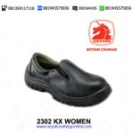 Safety Shoes UNICORN 2302 KX BLK