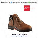 Safety Shoes Aetos Mercury + Zip 813811