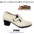 Grosir Sepatu PDH dan PDL Wanita Murah, Sepatu PDH D704H Putih, Sepatu Perawat Keren