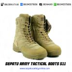 SEPATU ARMY TACTICAL BOOTS 511