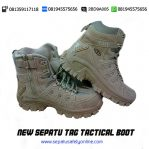 new sepatu TAG tactical boot