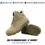 PALING MURAH!!, 081359117118(Telp),Sepatu Army Bandung,Delta Cordura 6inci / 6″ Import