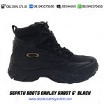 ORIGINAL!!!, 081945575656(WA),Sepatu Boots Paling Murah,Oakley Sabot 6″ Black