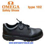 Grosir Sepatu Safety Murah, Sepatu Safety Omega 102