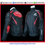 Original ! Jaket Motor Touring SHIFT Windproof Full Safety Protector
